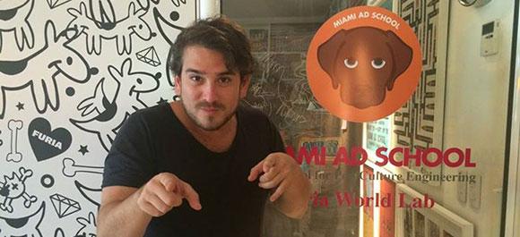 Cristian Perez, Miami Ad School