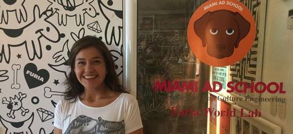 Jessica Enriquez, Miami Ad School