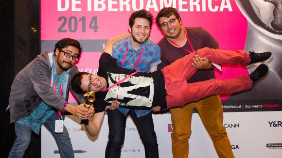Los ganadores del Ojo 2014