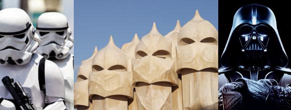Gaudi/StarWars